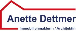 Anette Dettmer Immobilien Logo