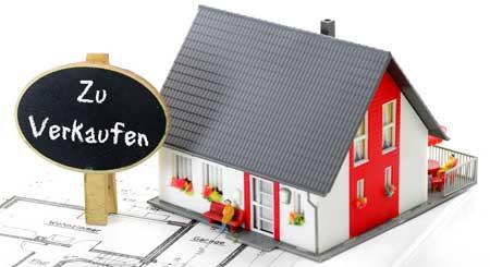 Immobilien verkaufen